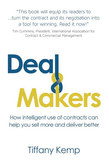 Tiffany Kemp, Deal Makers