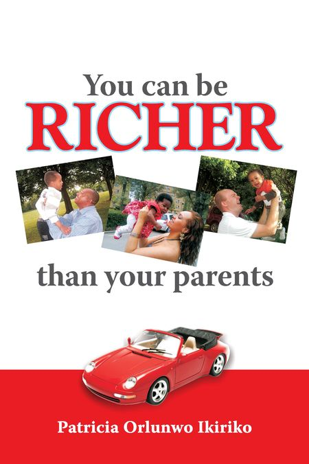 You Can Be Richer Than Your Parents Book